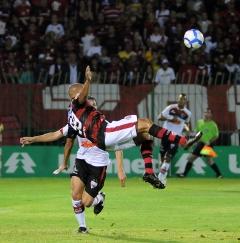 Flamengo X Atlético-GO. (07-10)