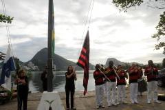 Aniversário de 115 anos - Alvorada no Remo do Flamengo - (15-11)