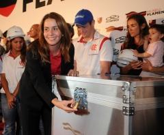 Lançamento da Pedra Fundamental Museu Flamengo(16-11)