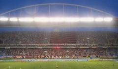 Torcida do Flamengo no jogo contra o Guarani (20.11)