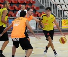 Treino Basquete Flamengo(10-12)