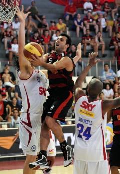 Flamengo x Pinheiros (12-12)