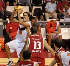 Flamengo X Tijuca TC. (15-12)
