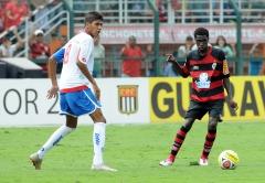 Flamengo x Bahia (Copa São Paulo - 25.01)