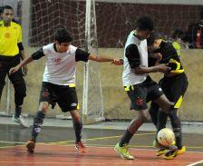 Treino do Futsal Infanto Juvenil - 06-04-2011