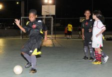 Treino do Futsal Fraldinha - 07-04-2011