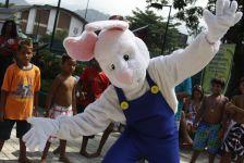 Festa da Páscoa na Gávea (14-04)