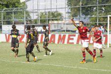 Flamengo X Volta Redonda - Infantil sub 15(14-04)