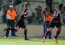 Flamengo X Horizonte-CE.(27-04-2011)