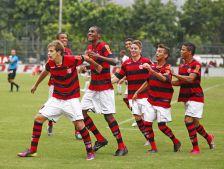 Flamengo x Vasco - Juniores.(30-04)