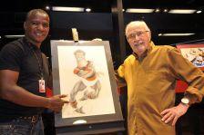 Papo rubro-negro - Homenagem ao cartunista Lan (12.05)