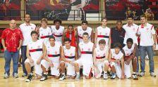 Basquete infantil, Flamengo x Jequiá-(14-05)