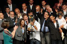 Festa do Campeonato Estadual 2011(16-05)