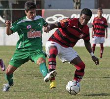 Flamengo x Cabofriense Juniores - (25-05)