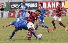 Flamengo X Olaria - Juvenil -28-05-2011