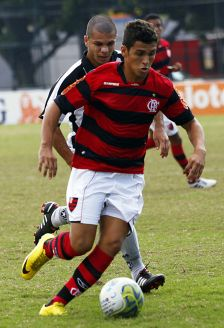 Flamengo x Botafogo - Taça Rio de juniores (04.06)