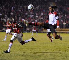 Flamengo x Atlético-PR - Brasileirão 2011 (12.06)