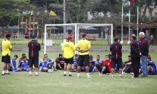 Treino dos juniores no Peru - Libertadores sub-20 (13.06)