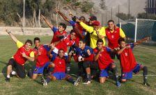 Treino dos juniores no Peru - Libertadores sub-20 (18.06)