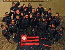 Treino dos juniores no Peru - Libertadores sub-20 (20.06)