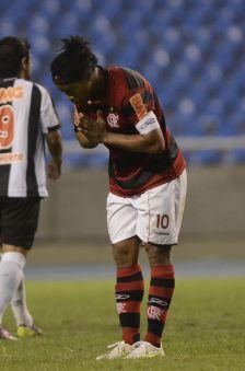Flamengo x Atlético-MG - Brasileirão 2011 (25.06)
