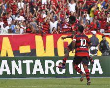 Flamengo x Fluminense - Brasileirão 2011 (10.07)
