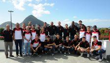 Flamengo apresenta equipe de basquete para temporada 2011/2012