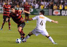 Flamengo X Santos-27-07-2011