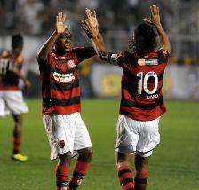 Flamengo X Corinthians  -Brasileirão 2011-(08-09)