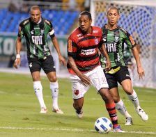 Flamengo x América-MG - Brasileirão 2011 (24.09)