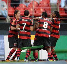 Flamengo x São Paulo - Brasileirão 2011 (02.10)