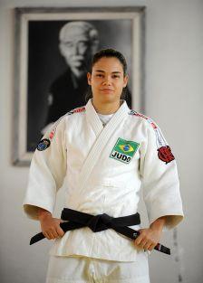 Treino da Judoca Katherine Campos - 06-10-2011