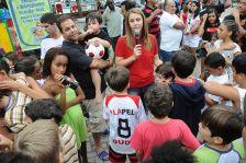 Festa do dia das Crianças na Gávea(12-10)