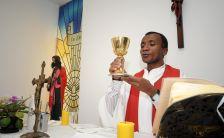 Missa da festa de São Judas Tadeu na Gávea -(28-10-2011)