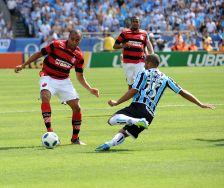 Flamengo X Gremio - Brasileirão 2011-( 30-10 )