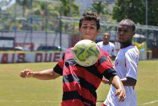 Flamengo X América -Jumiores-05-11-2011