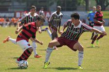 Flamengo X Fluminense - Infantil - 09-11-2011