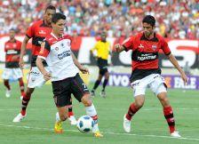 Flamengo x Atlético-GO - Brasileirão 2011 (20.11)