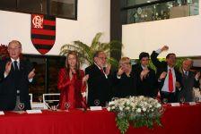 Conselho Deliberativo presta homenagem a rubro-negros (25-11-2011)