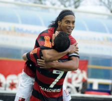 Flamengo x Internacional (27.11) - Brasileirão 2011