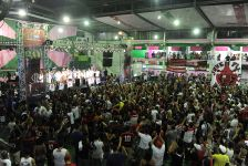 Samba para celebrar os 30 anos do Mundial de 1981