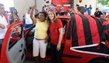 Festa de funcionários é um sucesso no Flamengo (01)- 23-12-2011