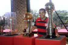 José Aldo é o mais novo atleta do Flamengo