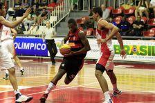Flamengo X Brasília - 28-12-2011- LDO (Liga de Desenvolvimento Olímpico)