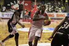 Flamengo X Bauru -29-12-2011 - LDO - (Liga de Desenvolvimento Olímpico)