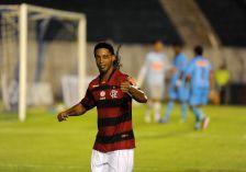 Flamengo x Londrina (12.01) - Amistoso