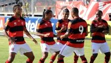 Flamengo X Nova Iguaçu - 12-02-2012