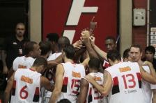 Basquete-Flamengo x Minas 06/03/2012