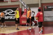 Treino Basquete-21/03/2012