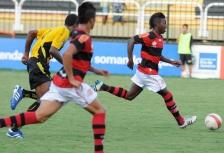 Flamengo X Volta Redonda - JUNIORES - 24-03-2012